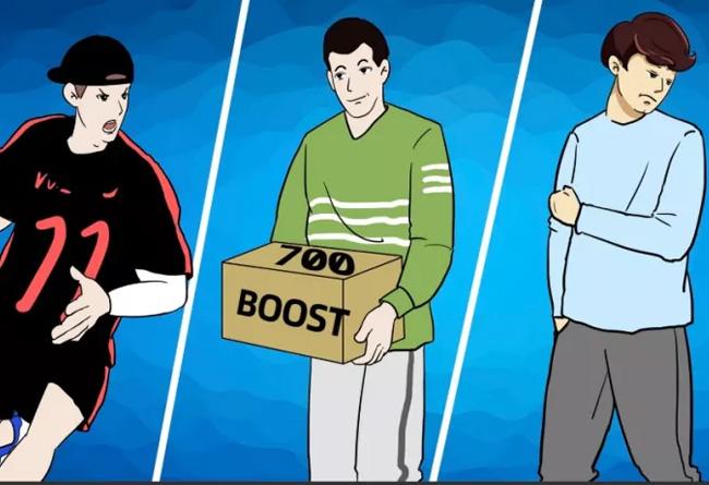 Nike,Yeezy,球鞋圈,鄙视链  小伙穿天价联名竟遭人白眼!「球鞋圈鄙视链」,说的不会就是你吧?