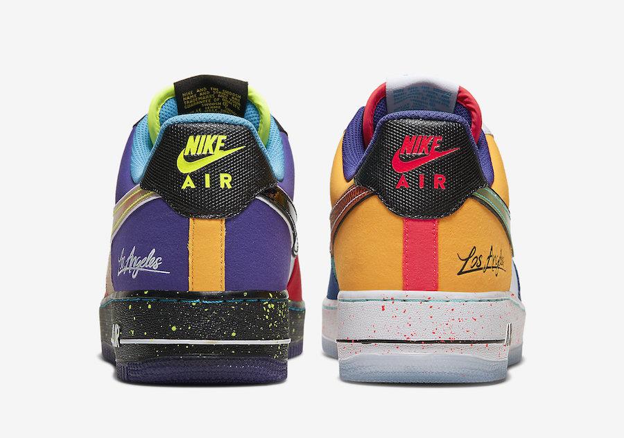 adidas,发售清单,Nike  TS x AJ6、闪电 CLOT AF1、九双 OW 联名!十月球鞋新品真刺激!
