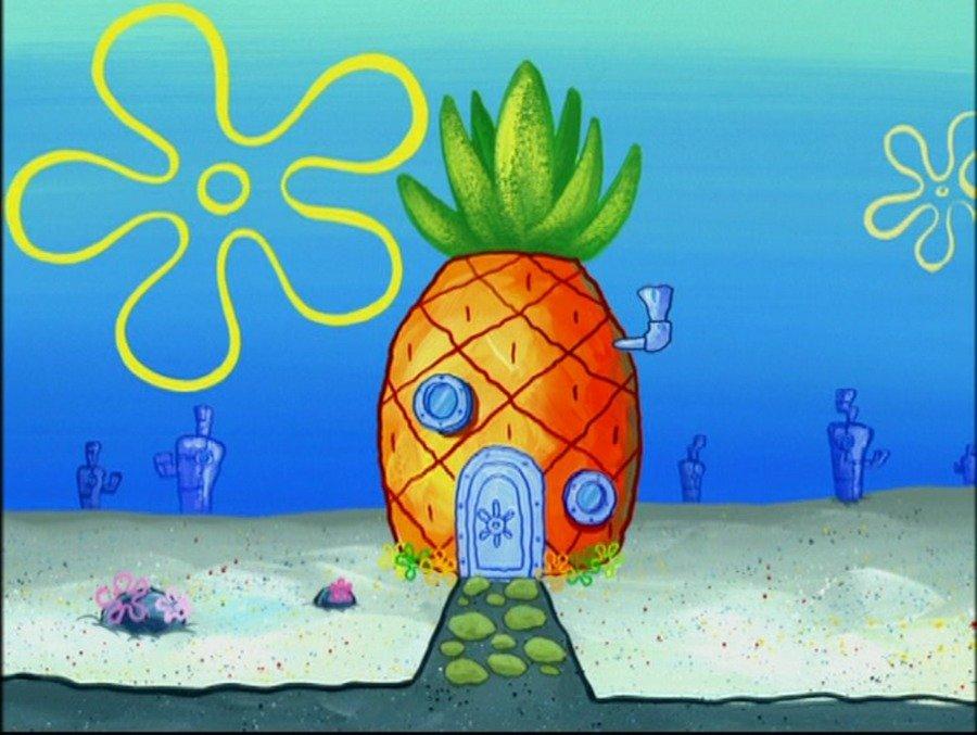 "SpongeBob,海绵宝宝,Kyrie 5,Pineapp  海绵宝宝联名还有新配色?Kyrie 5 ""菠萝屋"" 发售信息曝光!"