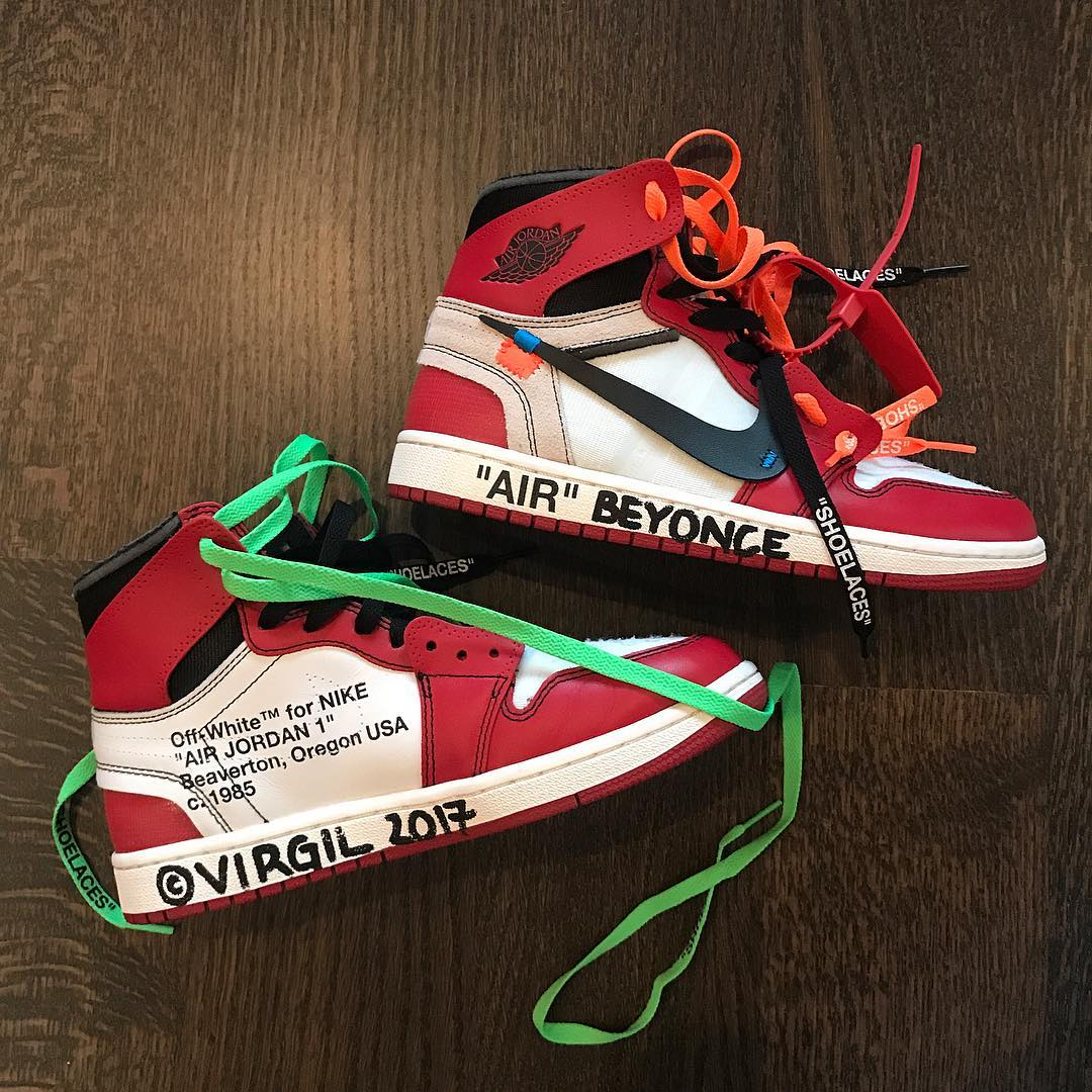 AJ5,AJ1  看起来就超贵!球鞋圈最难买到的不是联名鞋,而是这些「亲友限定」!