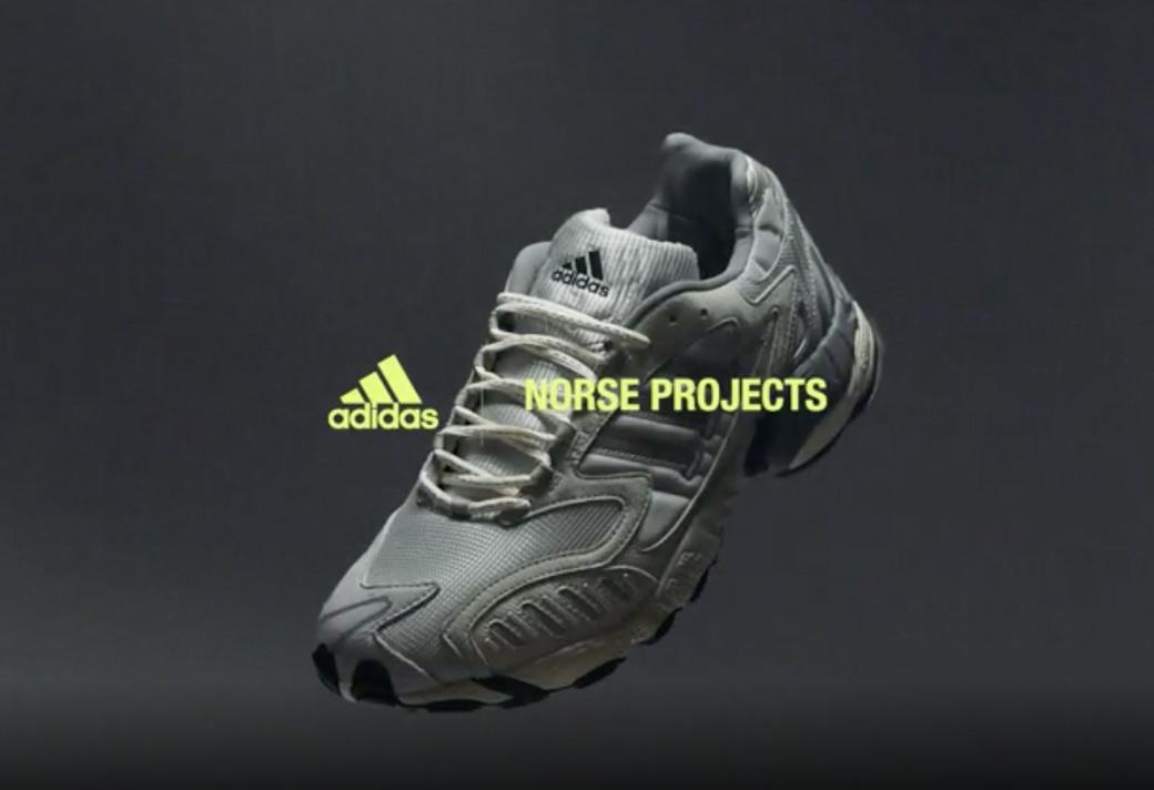 OAMC,adidas,TRDC  态度鲜明的个性款!adidas 即将带来两大「硬核联名」