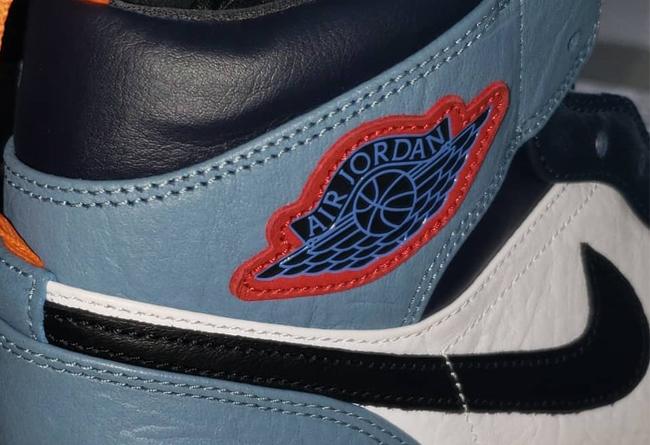 Air Jordan 1,AJ1,发售,Facetasm  Air Jordan 1 x Facetasm 实物曝光!细节多到数不过来!