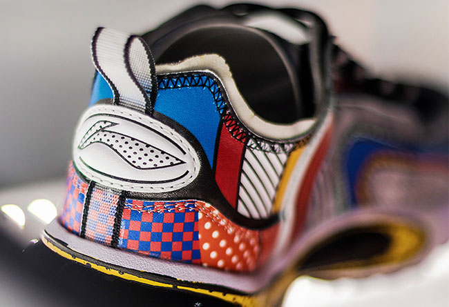 lining,李宁,atmoscon  超强阵容抢先看!李宁即将上市的新品球鞋,每一双都让你怦然心动