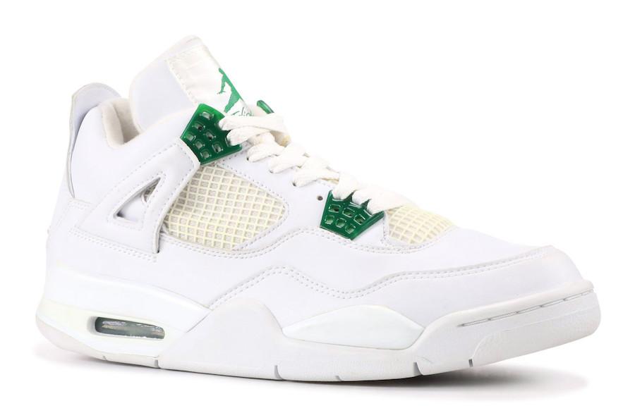 Pine green,Air Jordan 4,AJ4,CT  等了 15 年才迎来复刻!这双 Air Jordan 4 不少人都没见过!