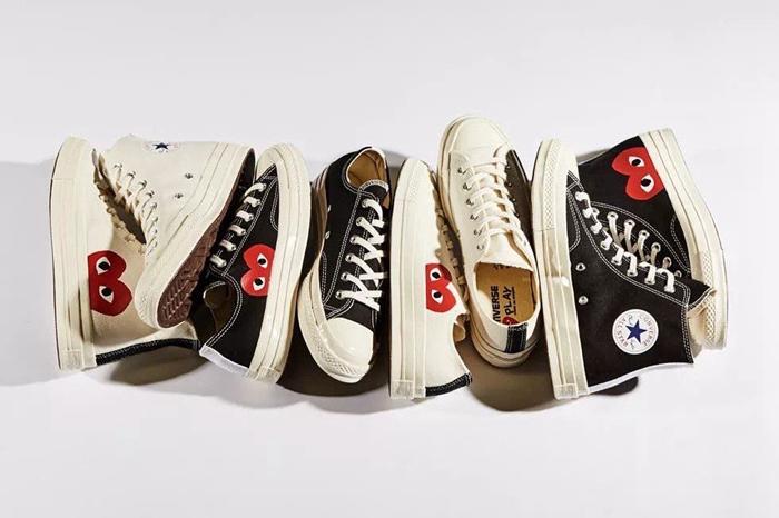 CDG,Nike,Outburst  高级时装气质的老爹鞋!全新联名 CDG x Nike Outburst 现已发售!