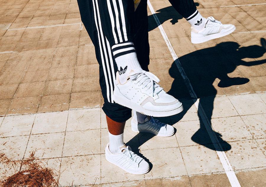 adidas,HOC,Home of Classic  简洁高级的新设计!多双新款 adidas HOC 即将发售!