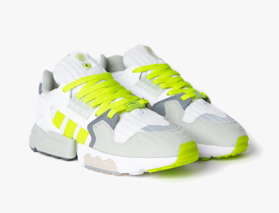 adidas,ZX Torsion,Footpatrol  30 周年纪念款!店铺联名 adidas ZX Torsion 系列本周发售!