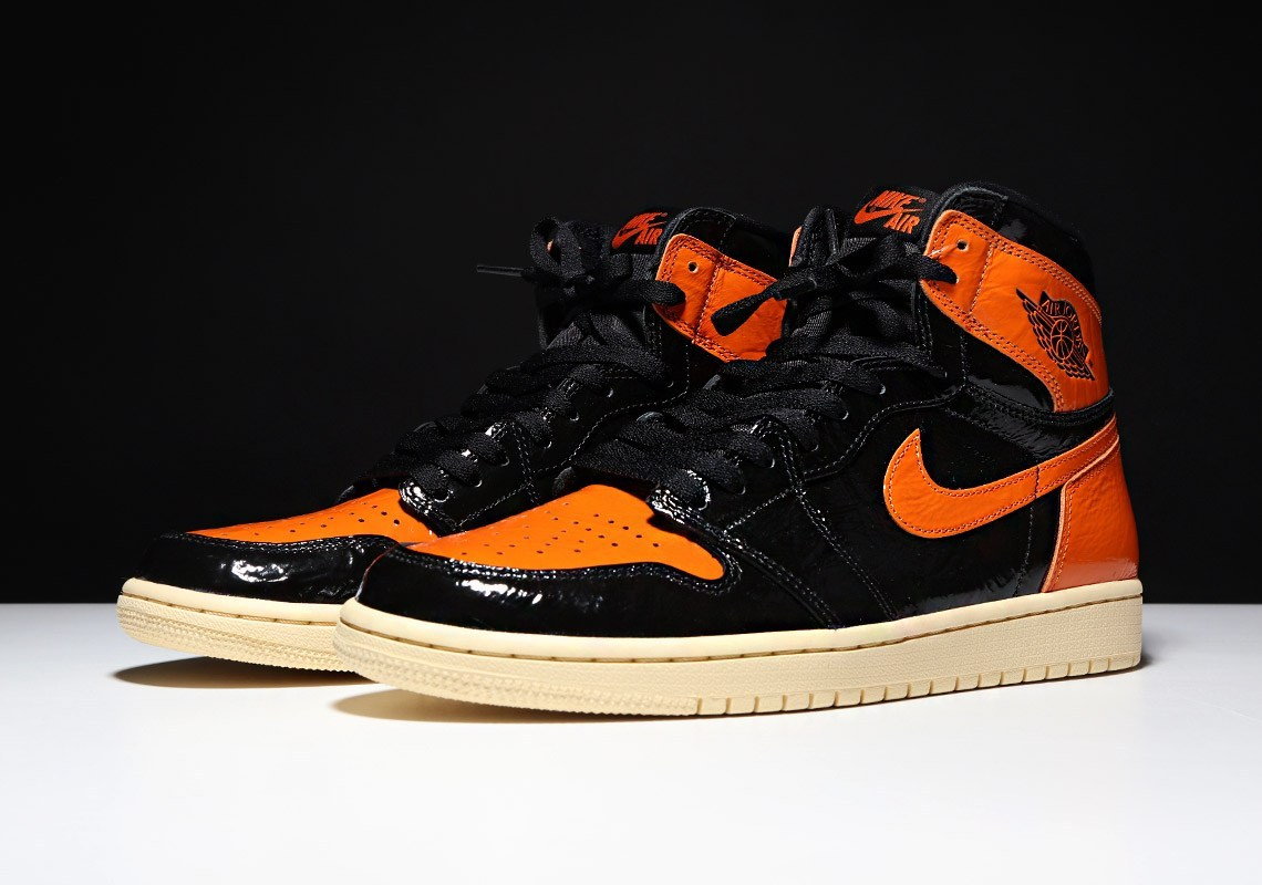 Air Jordan 1,AJ1,发售,Jordan bra  距离发售还有 15 天!「扣碎篮板 3.0」AJ1 会真香吗?