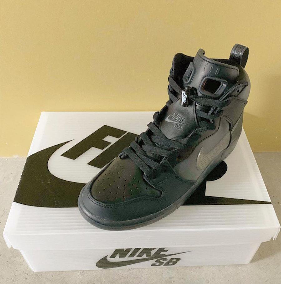 FPAR,Nike,SB Dunk High,发售 AJ6 融入 Nike SB Dunk!这双联名鞋的细节好特别啊!