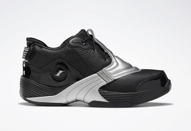Reebok,Answer V,DV6960 Allen Iverson 的传奇战靴!黑银 Reebok Answer V 即将回归!