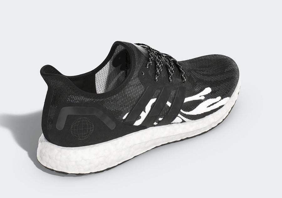 adidas,AM4,发售,FX4296 神秘又怪异鞋面图案!adidas AM4 全新配色登场