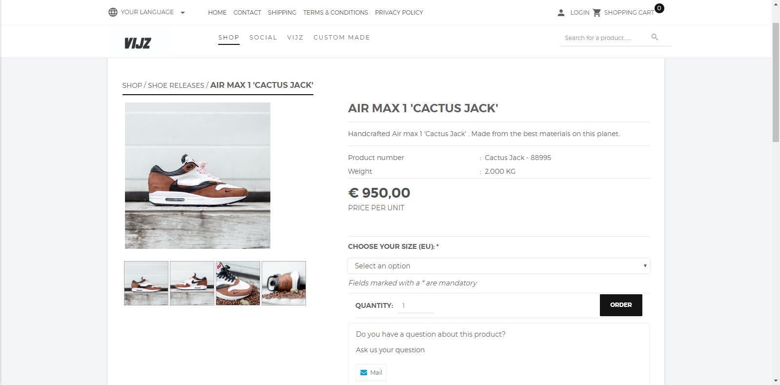 vijzbespokes,Nike,Air Max 1,AF 30 多种材质拼接而成!这双 Air Max 1 堪称顶级设计!