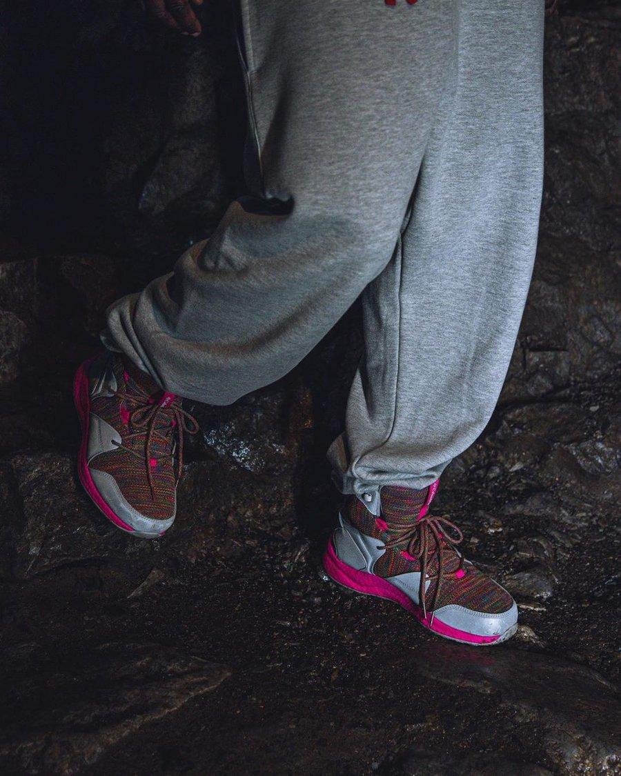 Columbia,Atmos Lab, Columbia x Atmos Lab 系列本周发售!有双从来没见过的联名鞋...