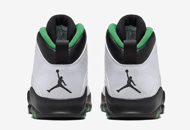 """Air Jordan 10,AJ10,Seattle,310 官图释出!经典 Air Jordan 10 """"Seattle"""" 本月发售!"""