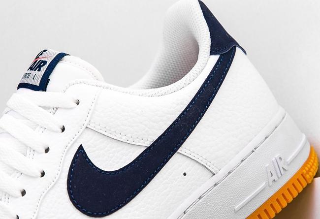 Nike,Air Force 1 复古气质浓厚!「黑曜石」 Air Force 1 现已发售!