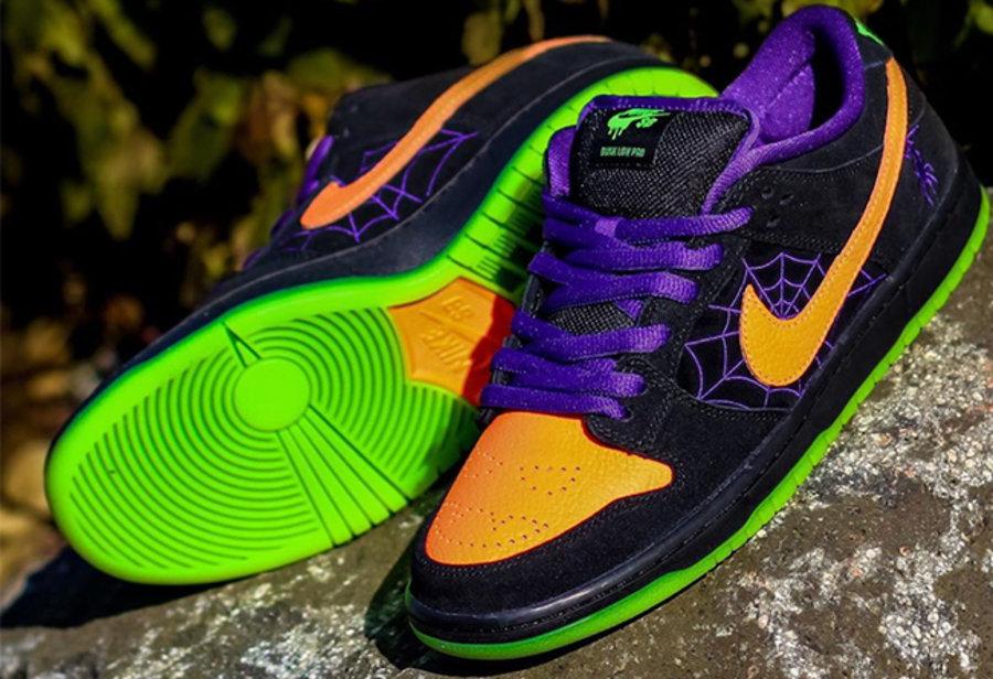 Nike,SB Dunk Low,BQ6817-006,发售 万圣节 SB Dunk Low 改到月底发售!大家都说出了必买!