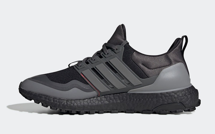 adidas,Ultra Boost,All Terrain  无畏冬季户外跑步!Ultra Boost All Terrain 全新配色即将发售!