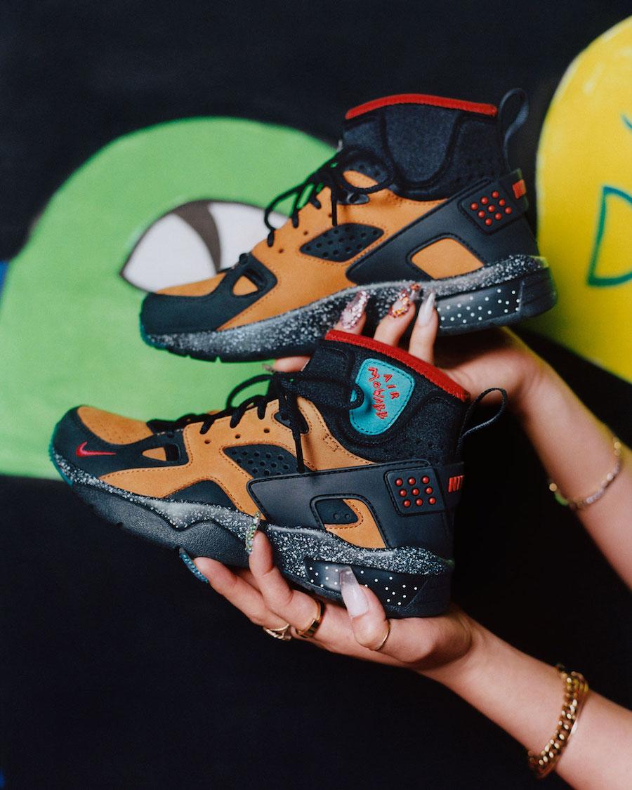 Olivia Kim,AJ4,Nike,Air Max 98 Nike 月底的「联名大招」刚刚曝光,马毛 AJ4 只是其中之一!