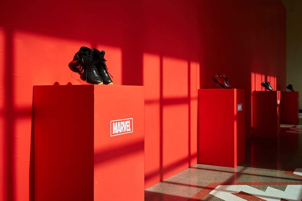 安踏,ANTA,漫威,marvel,发售 灵感来自钢铁侠战衣!安踏全新鞋款下月限量发售