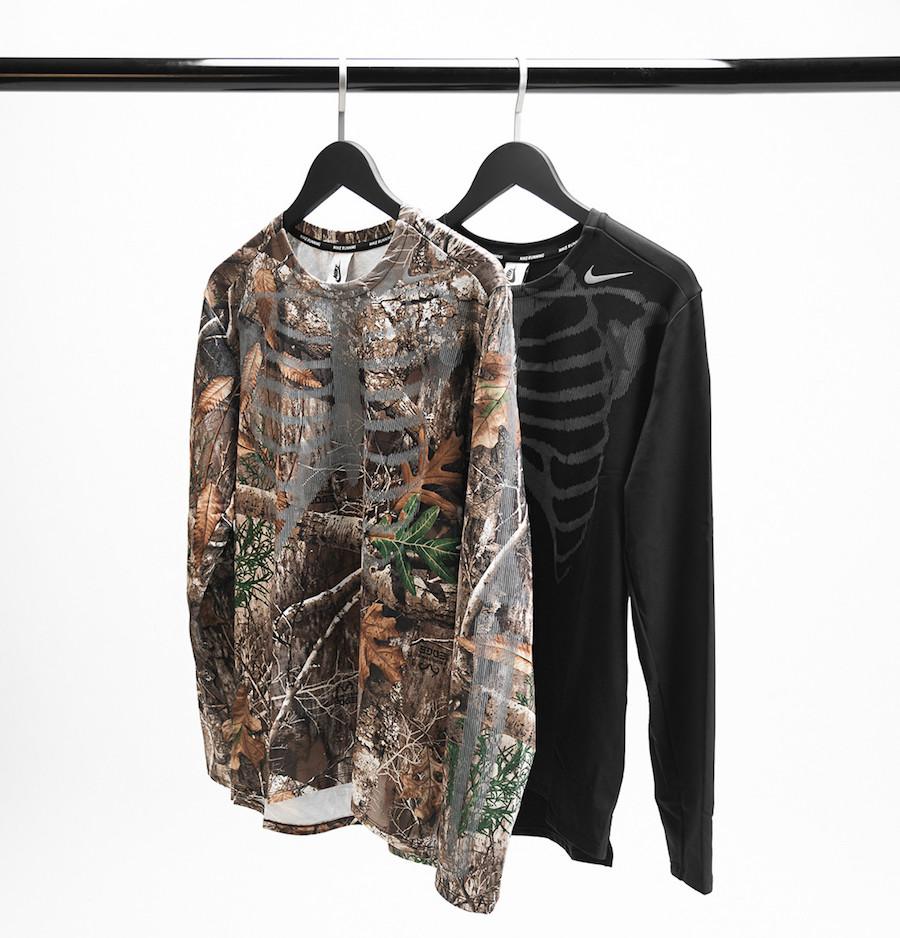Air Force 1,Nike,发售,BQ7541-001 黑骷髅 Air Force 1 下周发售!还有超酷配套服饰!