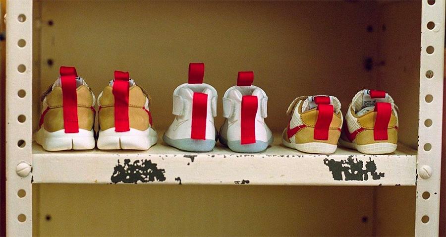 Tom Sachs,Nike,Mars Yard  也是超酷的潮流挂饰!「火星童鞋」今早你买到了吗?
