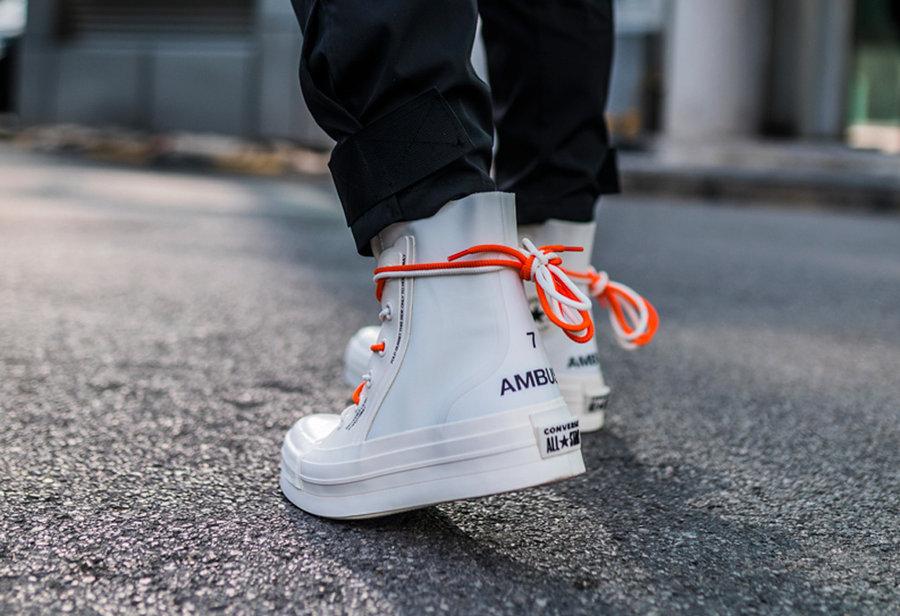 AMBUSH,Converse,Chuck 70,Pro L  今早发售的 AMBUSH x Converse 怎么穿?主理人亲自告诉你!