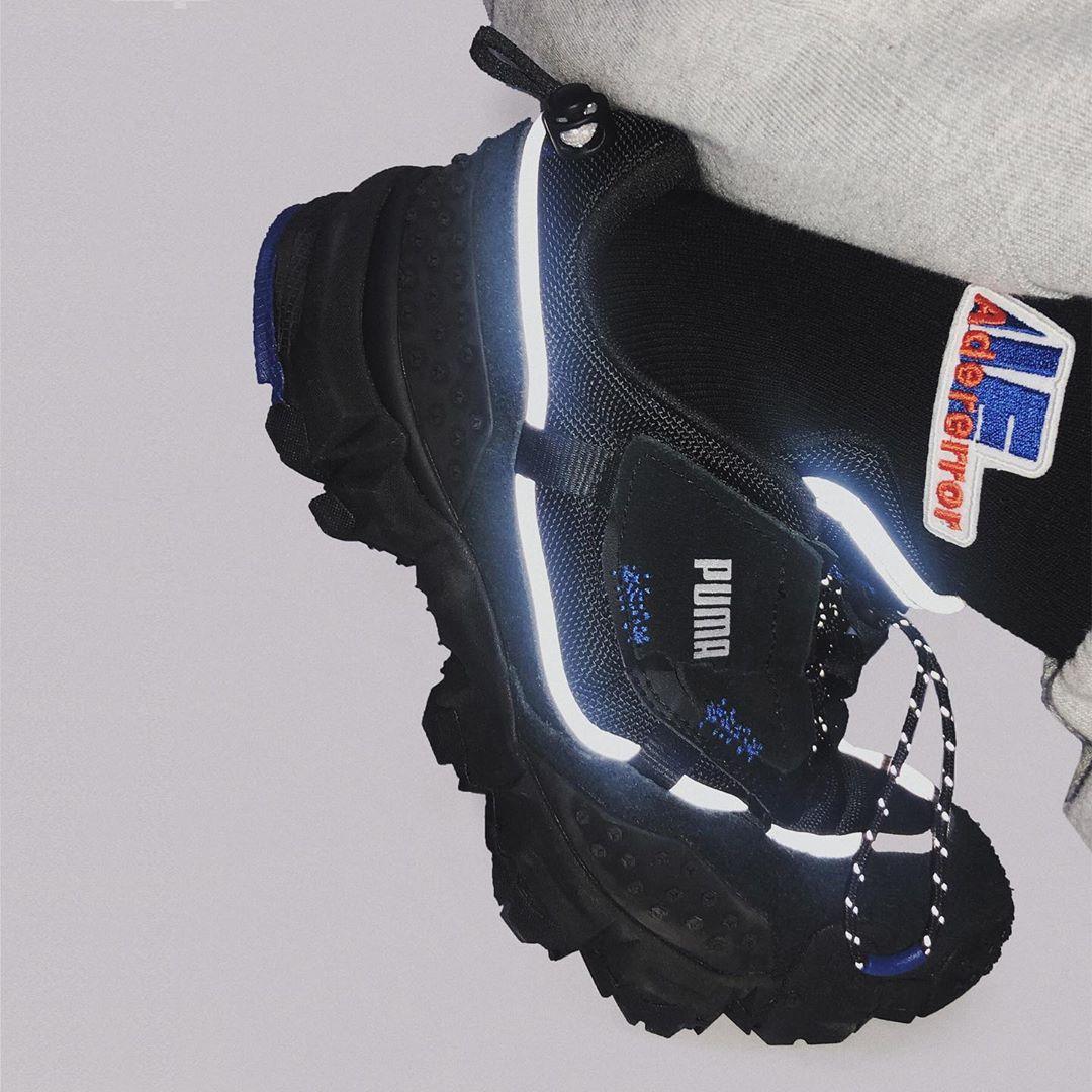 PUMA,发售,372194-01 超炫反光 + 户外机能造型!这双 PUMA 新鞋真的帅