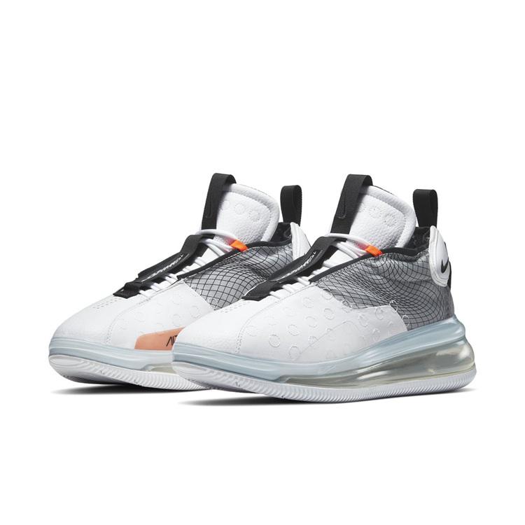 Nike,Air Max 720 中帮造型 + 大鞋舌!全新 Air Max 720 曝光!