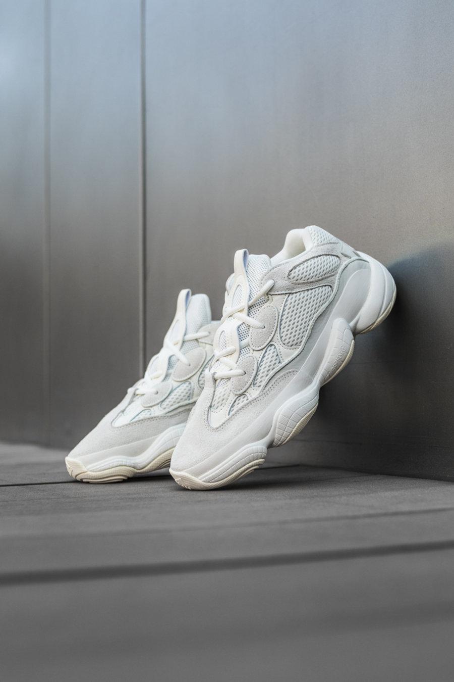 adidas,Yeezy 500,发售,FW4839 发售倒计时一个月!你没见过的特殊 Yeezy 500 完整细节曝光