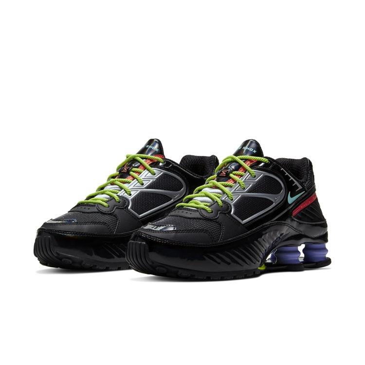 Nike,Shox Enigma  细节位置配色亮眼!Nike Shox Enigma 全新配色曝光!
