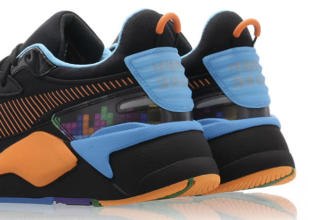 TETRIS,PUMA,RS 9.8,372490-01,R 「电子游戏」联名球鞋又来了!这次 99% 的人都听说过!