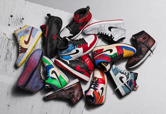 "Air Jordan 1,AJ1,WMNS,Fearless 终于有消息了!玫瑰金 Air Jordan 1 ""Fearless"" 本周正式发售"