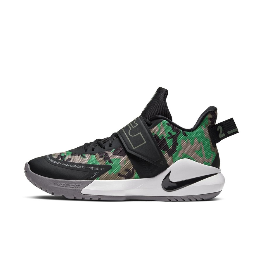 Nike,Ambassador 12,发售 外场实战良心鞋款!Nike Ambassador 12 多款配色官图释出