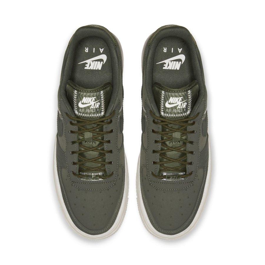 Air Force 1,AF1,Nike,发售 军事风加持!Air Force 1 新品曝光,可能暗藏刮刮乐!