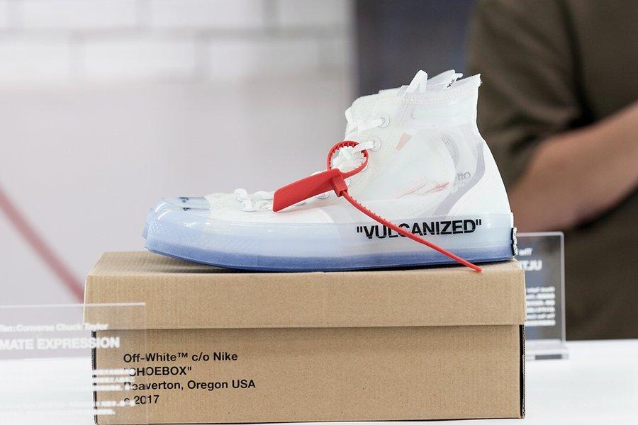 OFF-WHITE,AJ1,发售 买齐 OW x Nike 要多少万?花光一辆「宝马五系」的钱,不是瞎说...