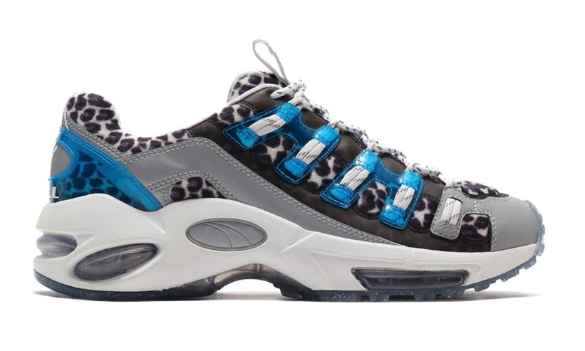 atmos,PUMA,Cell Endura,发售 雪豹兽纹装扮!atmos x PUMA 全新鞋款即将发售