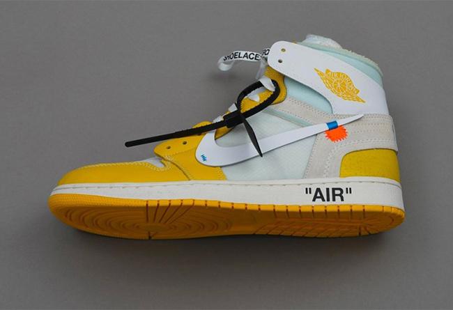 Virgil,Nike,OFF-WHITE,DUNK,发售, 会是白黄 OW x AJ1 吗?Virgil 发推暗示「黑色星期五」有惊喜!