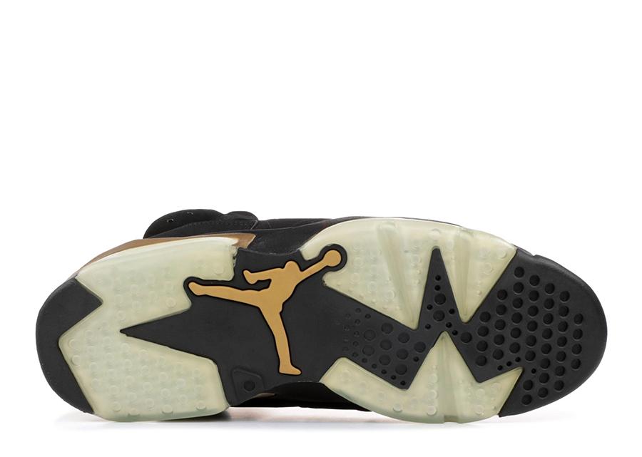 Air Jordan 6,aj6,发售 时隔十四年!Air Jordan 6 DMP 实物首次曝光,发售日期确定!