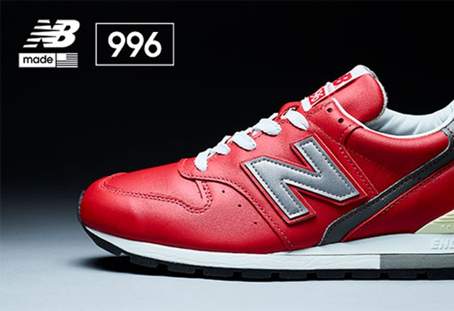 New Balance,NB,M996, 原宿旗舰店周年限定!经典配色 New Balance M996 下月登场!
