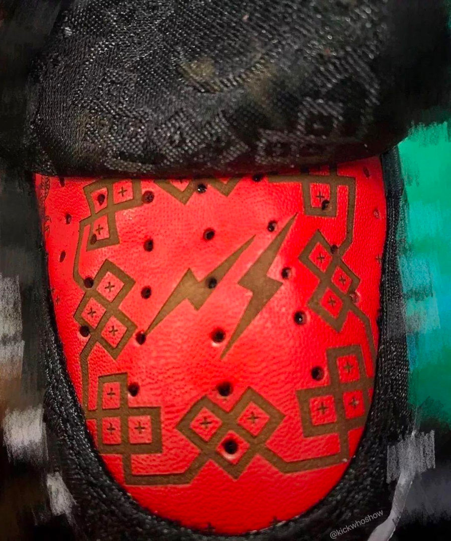 CZ3986-001,AF1,Nike,CLOT CZ3986-001 闪电元素极其低调!「黑丝绸」三方联名 AF1 官图来了!