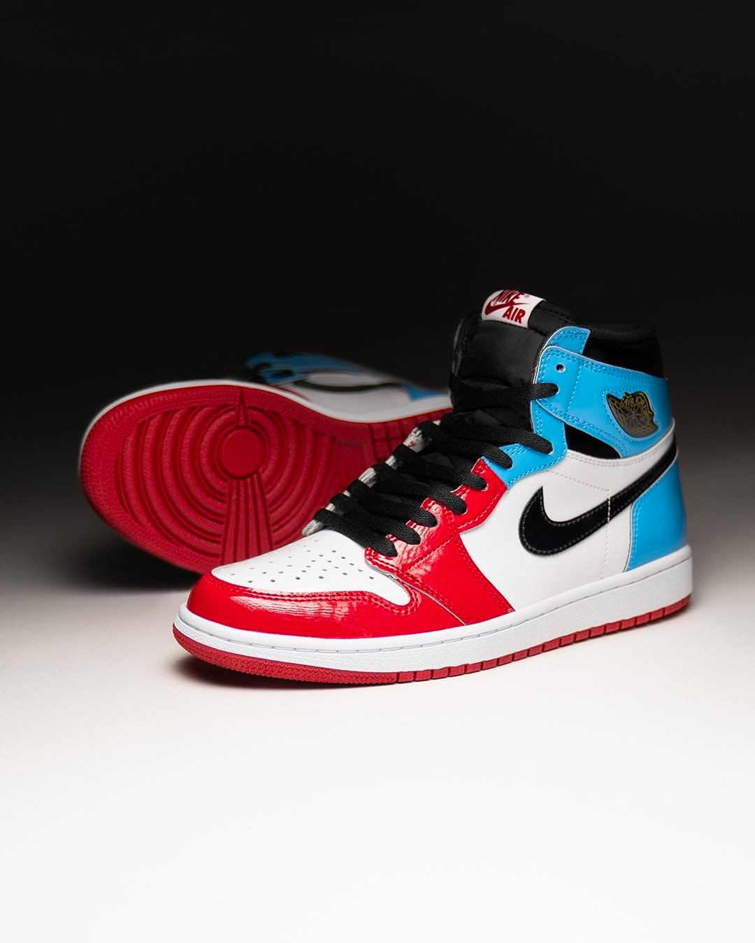 CK5666-100,AJ1,Air Jordan 1 CK5666-100 警灯 Air Jordan 1 下周发售!来看看实际上脚效果如何