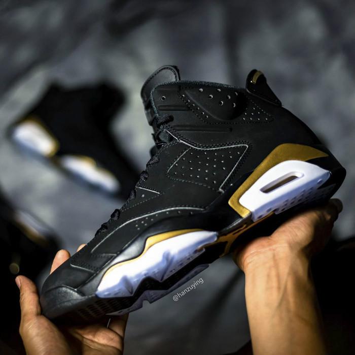 Air Jordan 6,AJ6,DMP,CT4594-00 明年 1 月必入的「神物」就是这双,上脚美图来了!