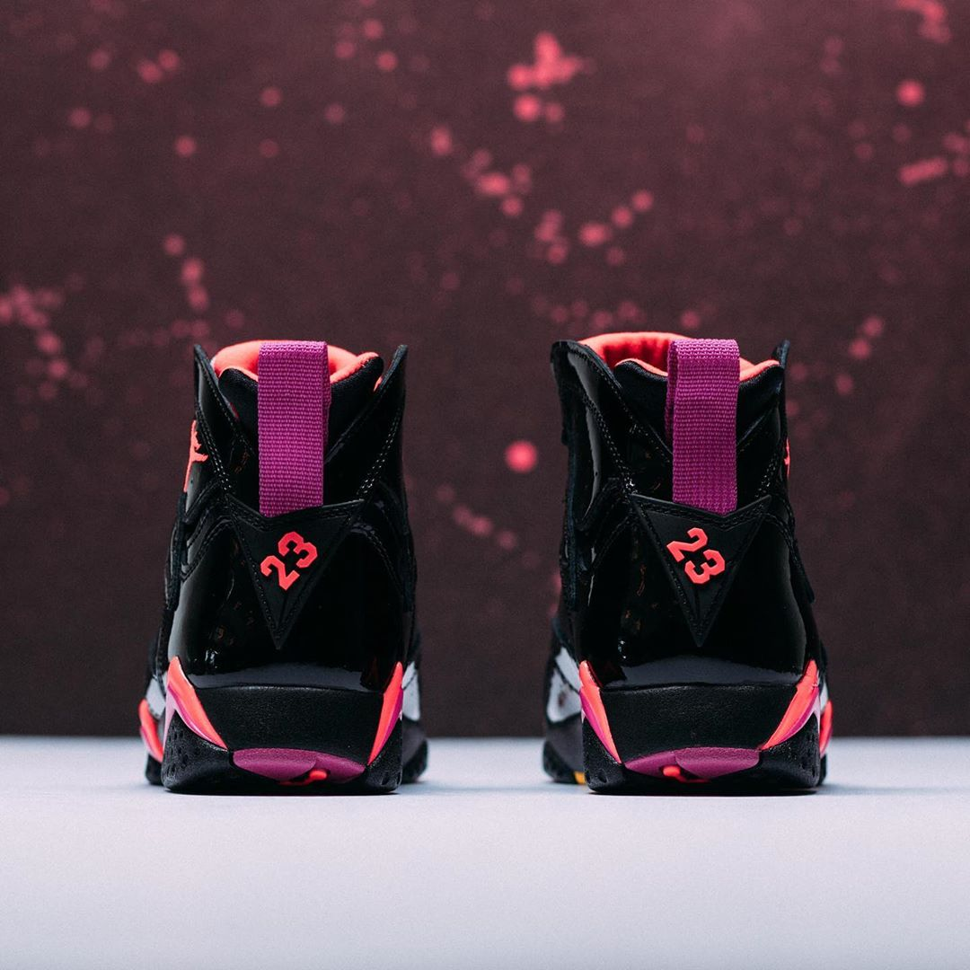 Air Jordan 7,AJ7,WMNS,313358-0  官网链接已出!炫彩万圣节 Air Jordan 7 周四发售!