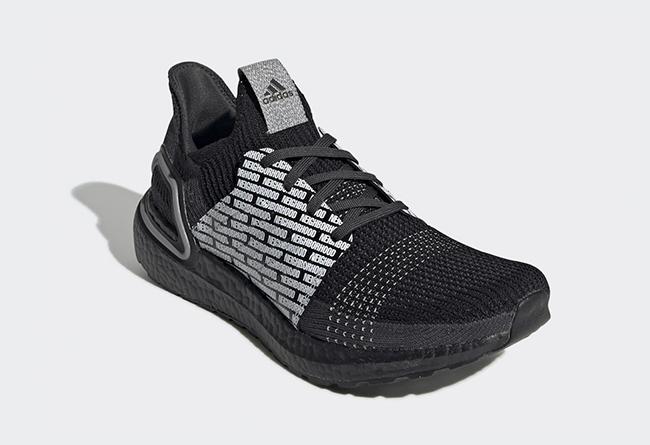 adidas,NBHD,Ultra Boost 19  再度联名经典日本潮牌!NBHD x Ultra Boost 19 首次曝光