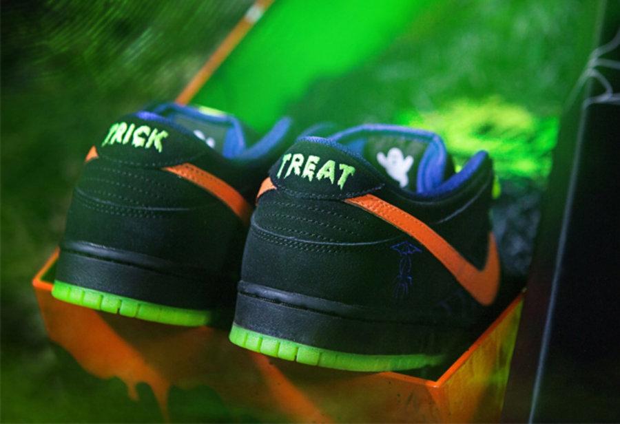 Nike,Dunk SB,Air Jordan 1,AJ1,  万圣节 Dunk SB,还有两双 AJ1!这周要抢的好鞋还真不少!