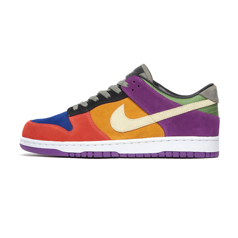 "Nike,Dunk SB,Viotech,发售,明星,上脚, Travis Scott 挚爱鞋款!Nike Dunk Low ""Viotech"" 12 月发售"