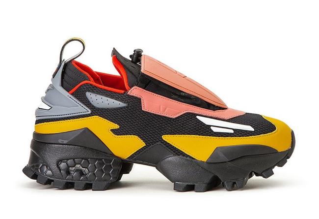 Pyer Moss,Reebok,Experiment 4 造型高调惹眼!Pyer Moss x Reebok 联名鞋即将发售!