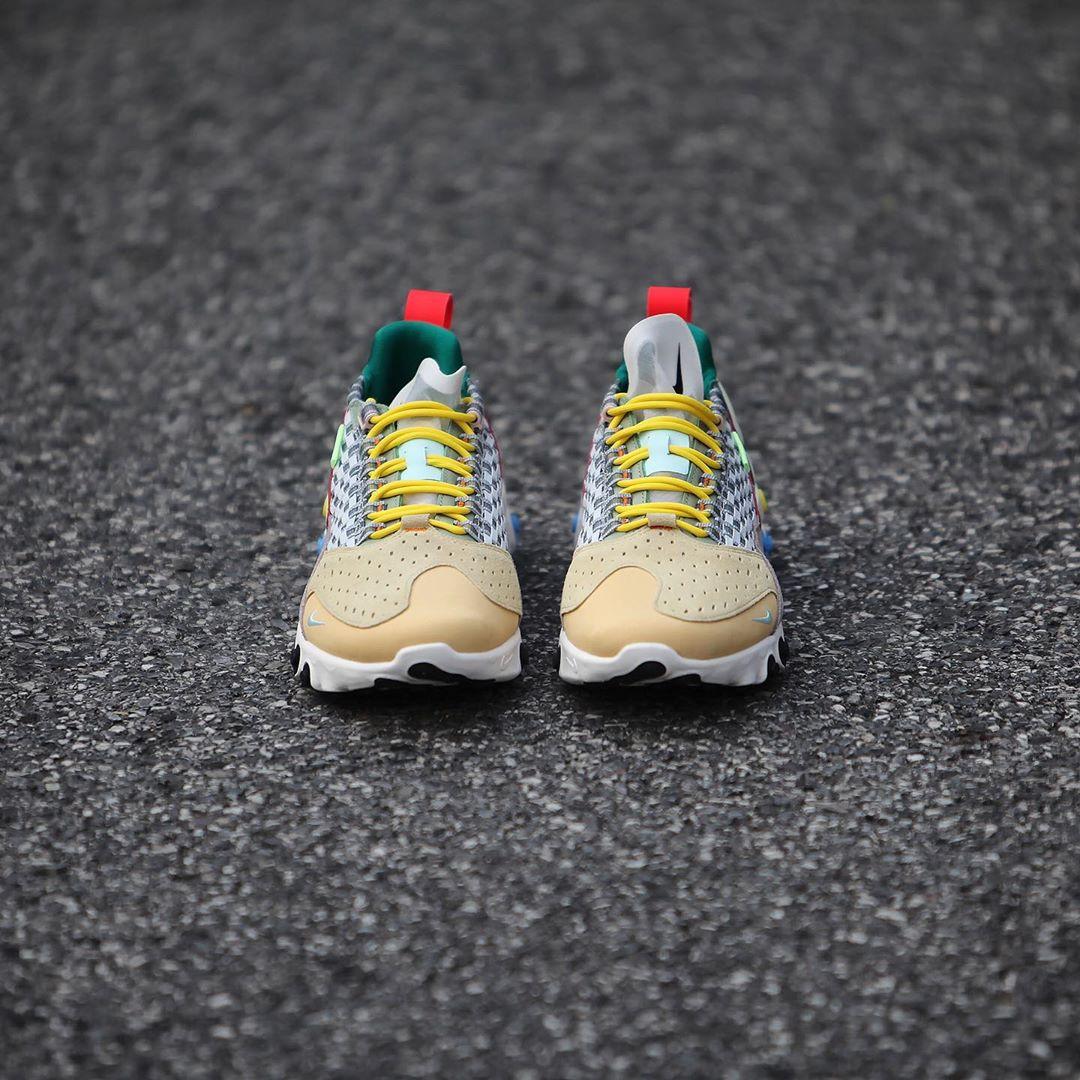 Nike,react,Sertu,发售 麂皮 + 皮革 + 编织!这双 React Sertu 规格有点高!