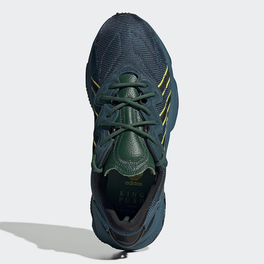 Pusha T,adidas Ozweego,FV2480, 说唱歌手联名!Pusha T x adidas Ozweego 系列下月登场!