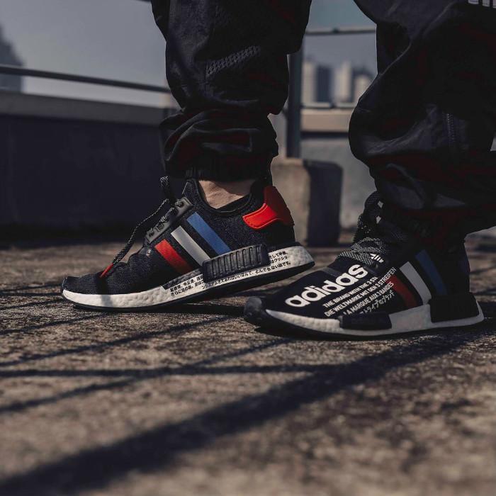 atmos,adidas Originals,NMD_R1, 叱咤街头的「神鞋」回归!atmos x adidas NMD R1 即将发售!
